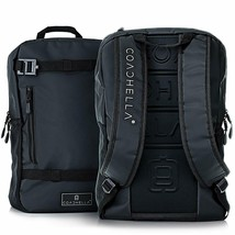 Commuter Backpack 15L | Unisex Black Backpack | Spacious Gym Bag | Water... - $29.69