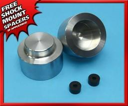 "Silver 1.5"" Rear Spring Spacers Lift Kit 02-09 Chevy Trailblazer 4X2 4X4 - $51.75"