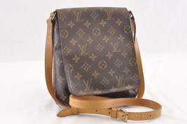 LOUIS VUITTON Monogram Musette Salsa Long Strap Shoulder Bag M51387 sa1711 - $580.00