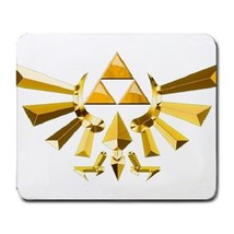 Legend Of Zelda Triforce2 Mouse pad New Inspirated Mouse Mats Ac8 - $6.99
