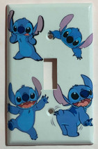 Stitch Light Switch GFI Rocker Outlet Toggle Wall Cover Plate Home decor image 1