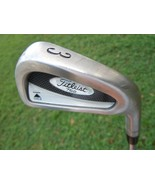TITLEIST DCI 762 SINGLE 3 IRON REGULAR FLEX DYNAMIC GOLD STEEL GOLF CLUB - $39.59