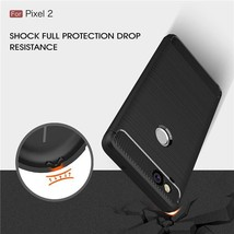 For Google Pixel 2 2XL 3 XL case Luxury Slim Armor Soft Silicone Phone Back Cove - $8.91