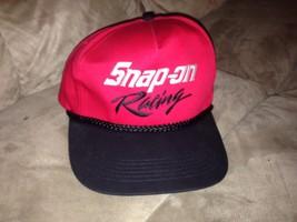 Vintage Snap Back Trucker Ball Cap Hat - SNAP Racing  tools - $28.71
