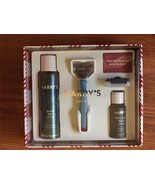 Harry's Holiday Gift Set Razor Handle Blade Shave Gel Post Shave Balm Bl... - $20.25
