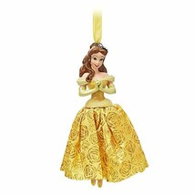 Disney Belle Sketchbook Ornament - Beauty and The Beast - $23.86