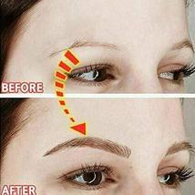 TMYIOYC Eyebrow Tattoo Stickers, 8 Styles Eyebrow Shapes Imitation Waterproof Na image 4