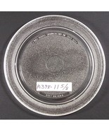 "Sharp, GE, 11 1/2"" - 11 5/8, (A107) Microwave Glass turntable plate (9"" ... - $11.35"