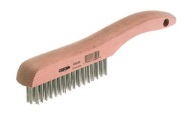 Osborn International 83008SP Economy Shoe Handle Stainless Steel Wire Scratch Br - $7.25