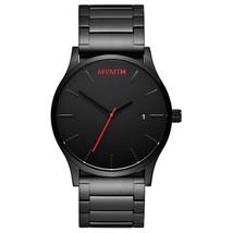 MVMT Watches | Men's | Black Link | Classic Series | 45mm - $90.00