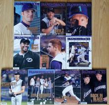 2004 Arizona Diamondbacks Magazine Dbacks MLB Baseball - Your Choice - $3.99
