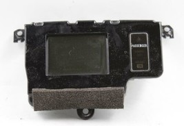 11 12 13 14 TOYOTA SIENNA UPPER DASH INFORMATION DISPLAY SCREEN OEM - $47.51