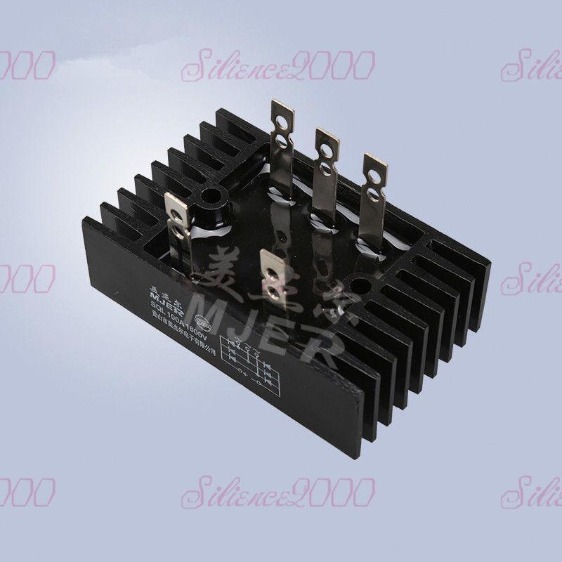 KBPC7010 70A amp 1000v DIODE BRIDGE RECTIFIER LOT OF 5