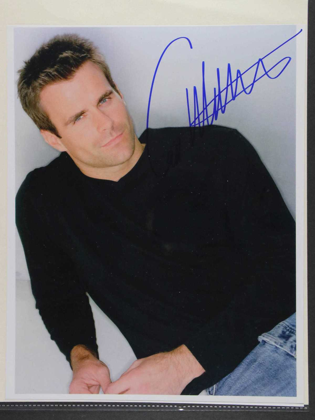 Primary image for Cameron Mathison Signed Autographed Glossy 8x10 Photo