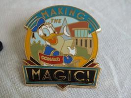 Disney Adventures by Disney Backstage Magic Making the Magic (Donald Duc... - $21.99