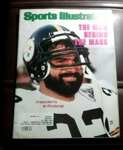 Sports Illustrated August 23 1982 Franco Harris Pittsburgh Steelers  - $4.50