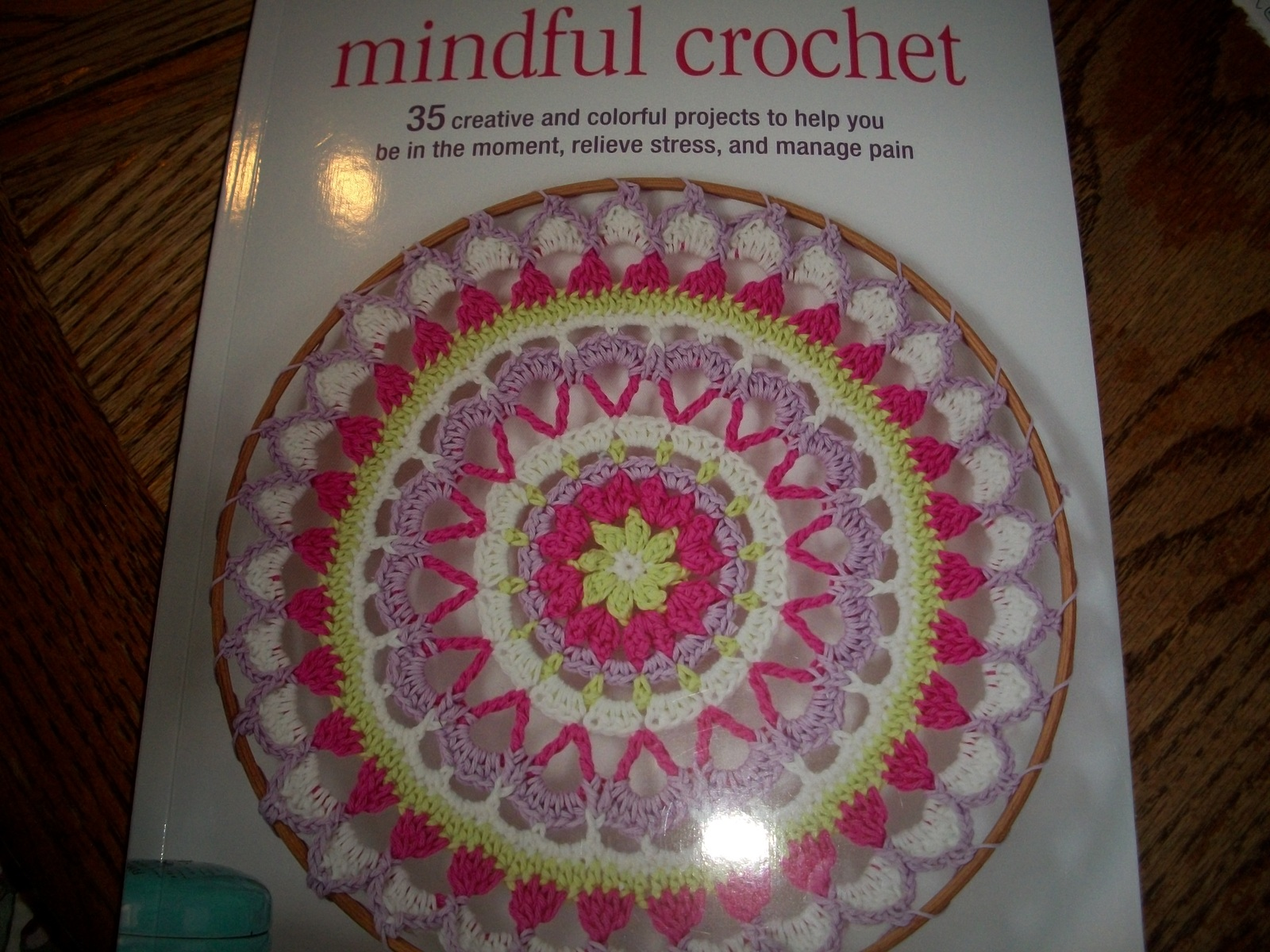 Primary image for Mindful Crochet