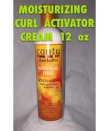 CANTU SHEA BUTTER MOISTURIZING CURL ACTIVATOR CREAM No Sulfates 12oz - $8.50