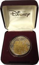 Snow White & The Seven Dwarfs 1997 Disney 60th Anniversary 999 Silver Go... - $78.95