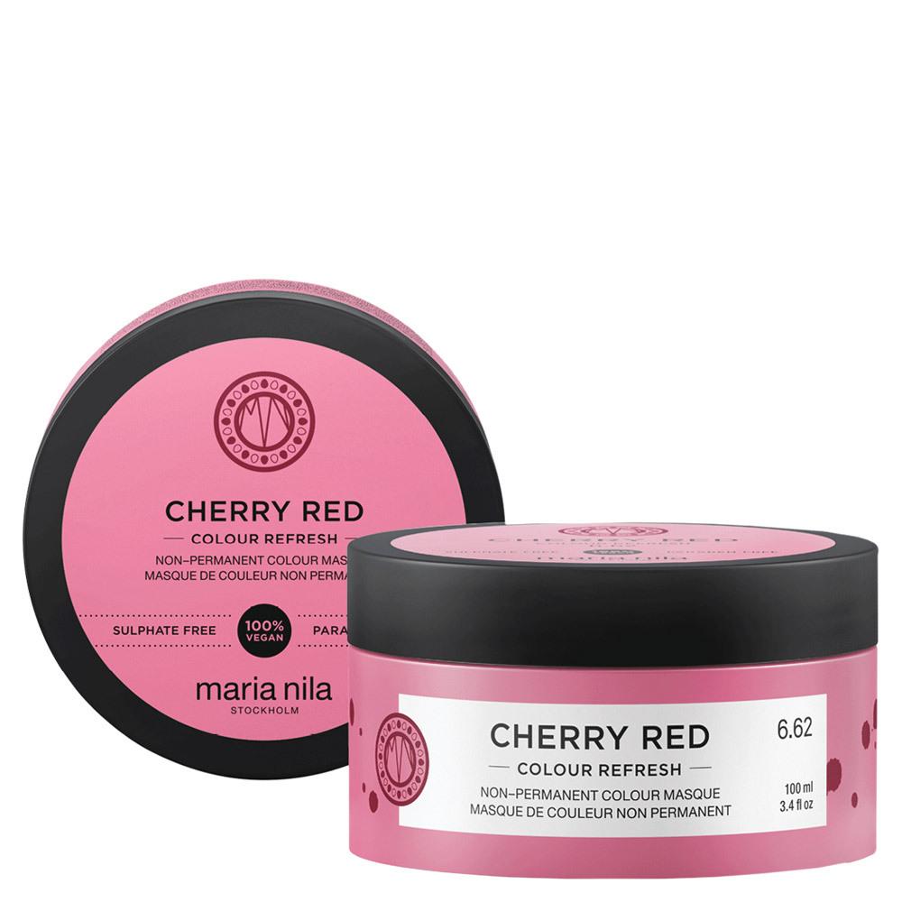 Maria Nila Colour Refresh Cherry Red 6.62     3.4oz
