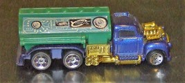 Hot Wheels Tanker Truck Y2K ~ MILLENNIUM  - $4.50