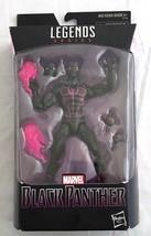 Marvel Legends Black Panther Vibranum Armor Exclusive Action Figure Ligh... - $27.67