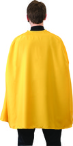 RG Costumes Yellow Superhero Cape Novelty Item - $73.21