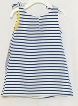 Rare Editions 2 Piece Set Summer Dress Scooter Umbrella Bloomers Size 12 Months image 3
