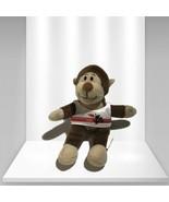 """Build-A-Bear Workshop Marvelous Monkey Dragon Shirt 5"""" Toys - $14.84"""