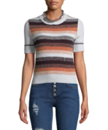 Free People Best Intentions Knit Striped Top XS; S - $54.99