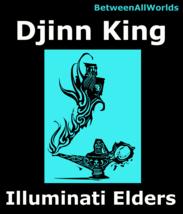 Illuminati Djinn King Grants All Wishes & Wealth Betweenallworlds Spell - $149.39