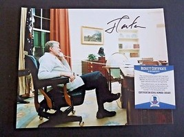President Jimmy Carter Signed Autographed 8x10 Photo Beckett Certified - $159.99