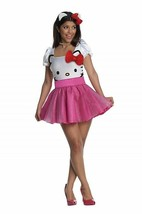 Secret Wishes Womens Hello Kitty Costume, Large - $36.05