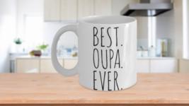 Best Oupa Ever Mug South Africa Grandfather Senior Elder Gift Idea Chris... - $14.65+