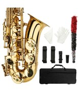 MBAT Stylish  Alto Saxophone with Mouthpieces Gloves Aglet Reed - $393.02