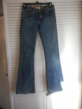 Juicy Couture Women's Jeans Size 25 Blue Denim Pants Bottoms - $7.69