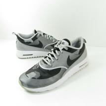 Nike Air Max Thea Jcrd Women's Shoes 844955-002 size 9 Black Gray - $35.99