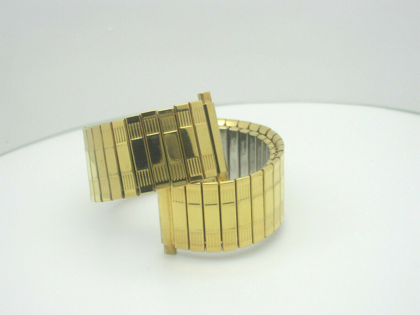New Speidel Stainless Steel Watch Wrist Band Strap (19 mm) - $25.74