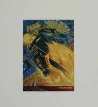 Spider-man Fleer Ultra 1995 118 Team-Ups Ghost Rider Trading Card - $1.97
