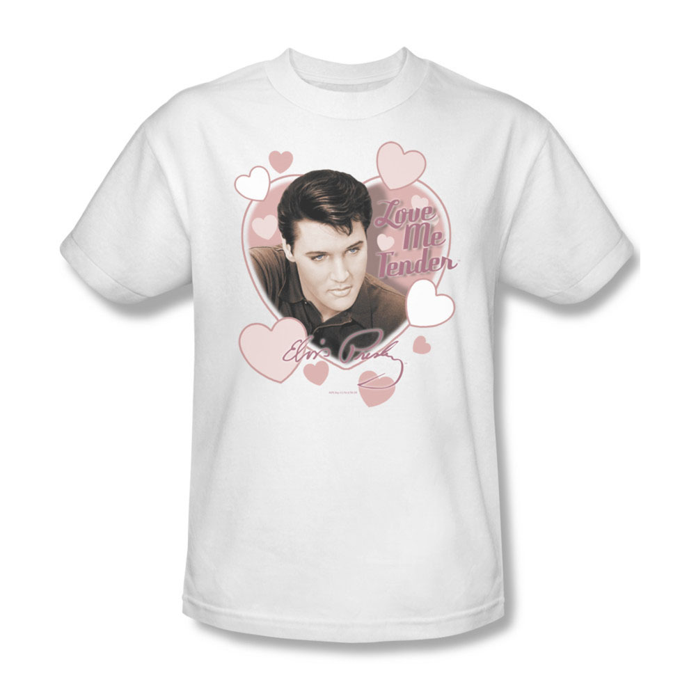 Elvis presley love me tender 50 s song for sale online graphic tshirt elv227 at