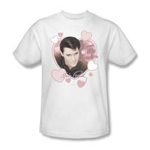 Elvis Presley Love Me Tender Song The King  Vintage 50's Graphic T-shirt ELV227 image 1