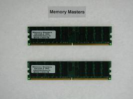 X8123A-Z 4GB for Server (2x2GB) PC2-5300 DDR2-667 Memory Kit Sun Fire X4600 M2