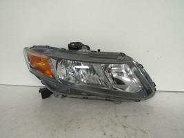 2012 2013 2014 2015 Honda Civic Rh Passenger Headlight Oem A71R - $97.00