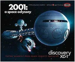 Mobius 2001 year Space Odyssey 1/144 Discovery plastic model - $381.64