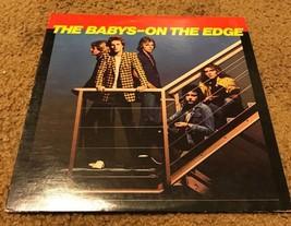 The Baby's On The Edge VINYL LP RECORD - $5.94
