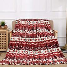 All American Collection New Super Soft Printed Throw Blanket (King Size,... - €26,11 EUR