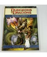 2009 Dungeons & Dragons PLAYERS HANDBOOK 2 Primal Arcane Divine Heroes Book - $9.49