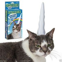 Inflatable Unicorn Horn for Cats - $6.49