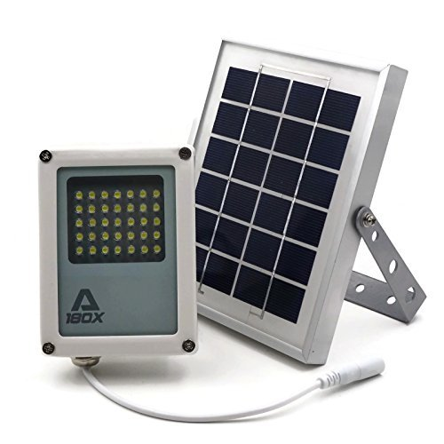 solar flood light alpha 180x solar security light led flood light solar p signs. Black Bedroom Furniture Sets. Home Design Ideas