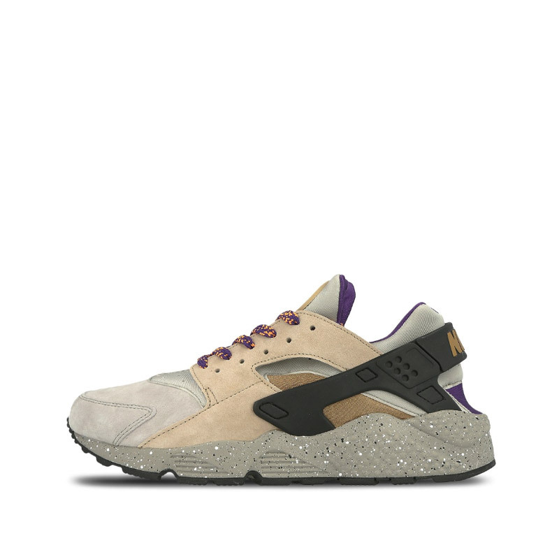Mens Nike Air Huarache Run Mowabb Linen 704830-200 Running Shoes